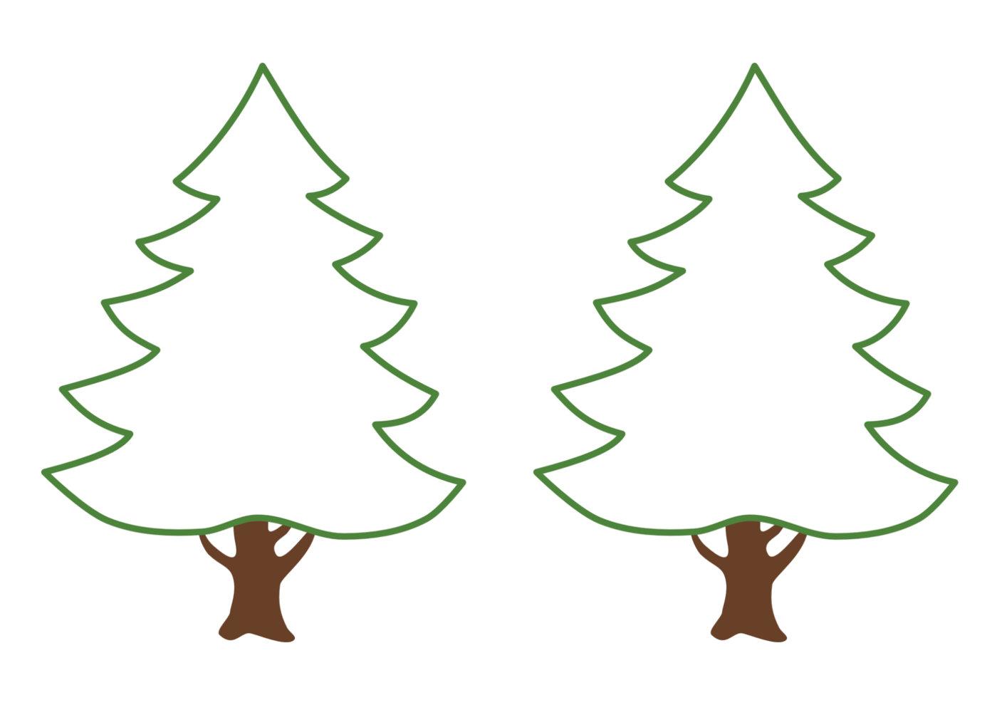 Новогодняя открытка своими руками: как нарисовать елку