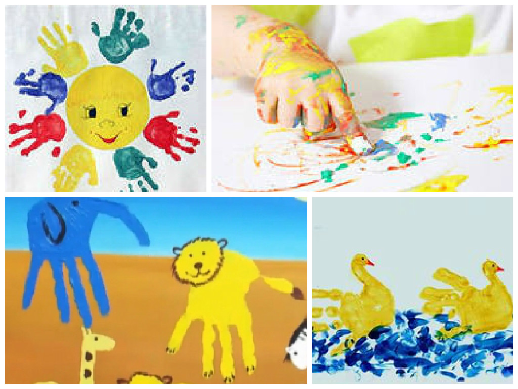Рисунки своими руками малышей 213