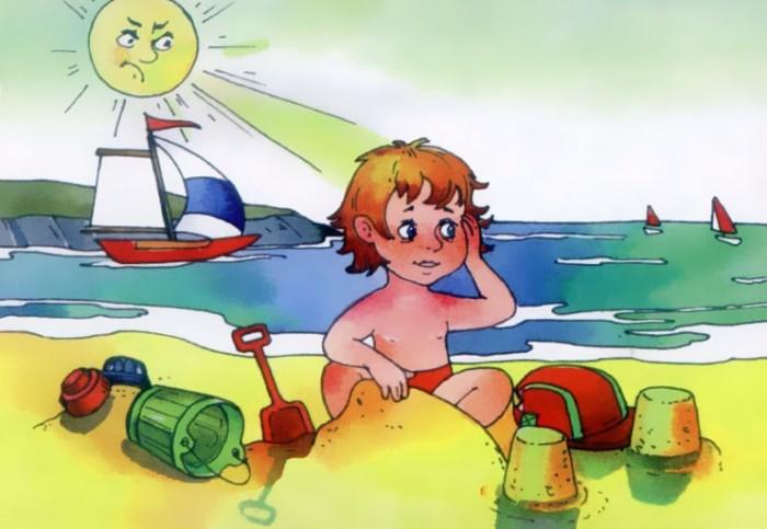 Картинки по запросу защита от солнца панамка рисунок