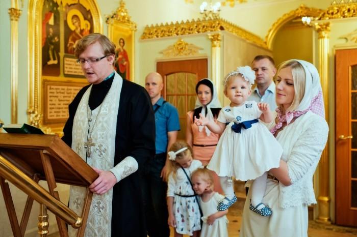 Картинка с детьми крещение