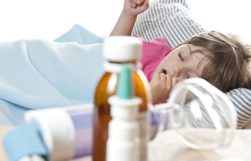 Бронхіальна астма у дітей
