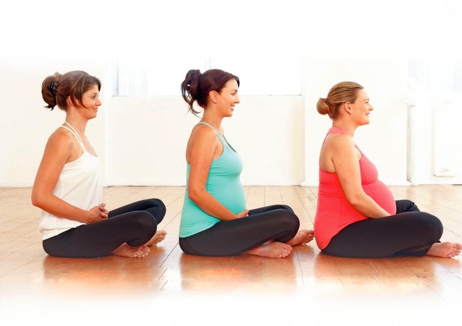 Программы тренировок для беременных 63