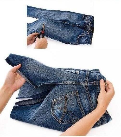 Что можно шить из юбки