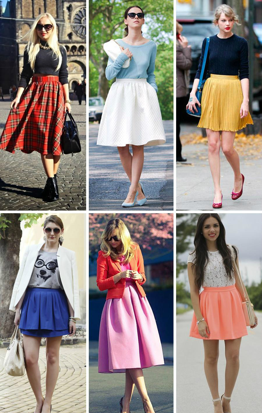 Для чего девушкам носить юбки