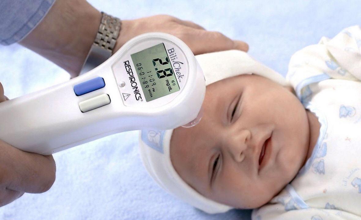 У новорожденного высокий билирубин как лечить