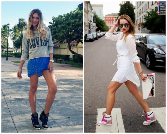 Каким девушкам можно носить платья