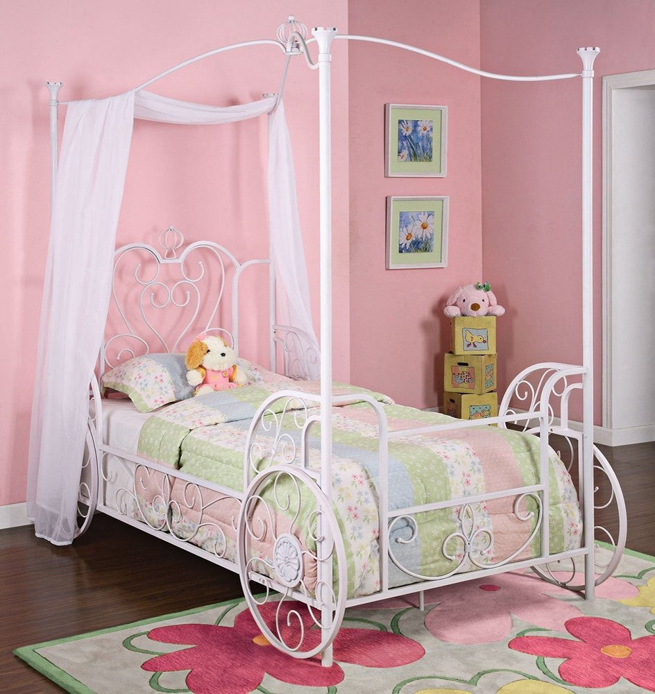 Балдахин над детской кроватью сделать своими руками 567