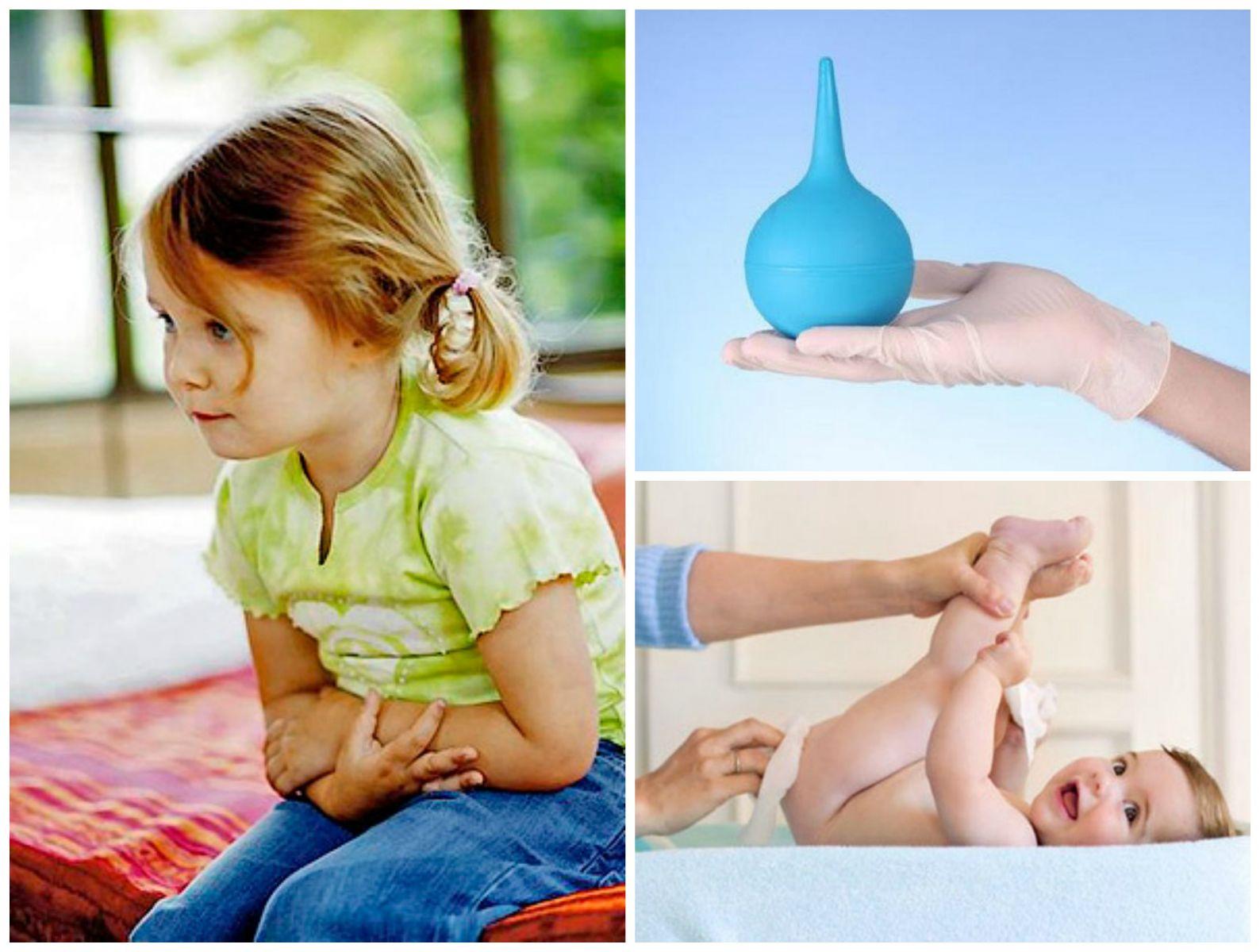 Как правильно сделать клизму грудному (новорожденному) ребенку 63
