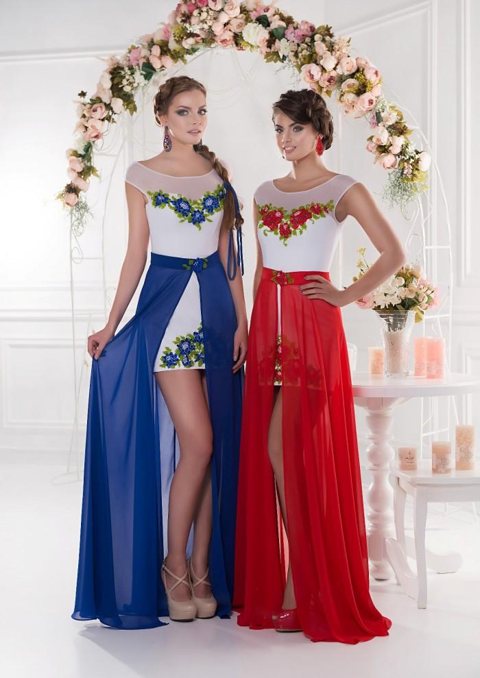 Платье трансформер: варианты вечерних платьев. Как сшить платье со 63