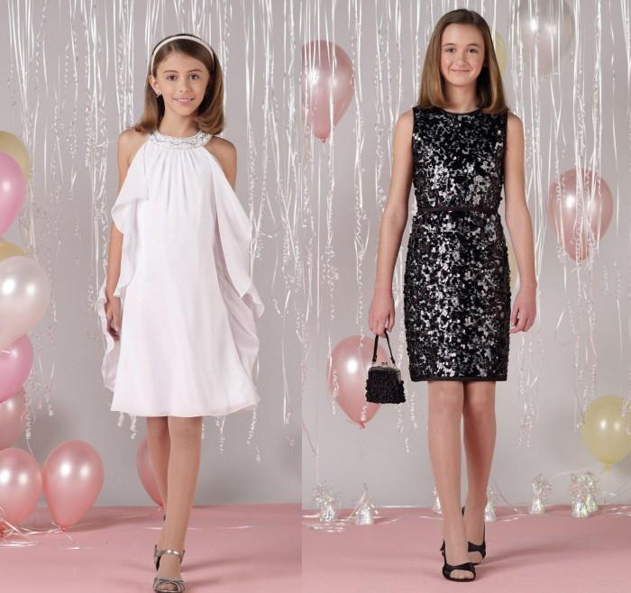 Платья с баской для девочек 10 лет