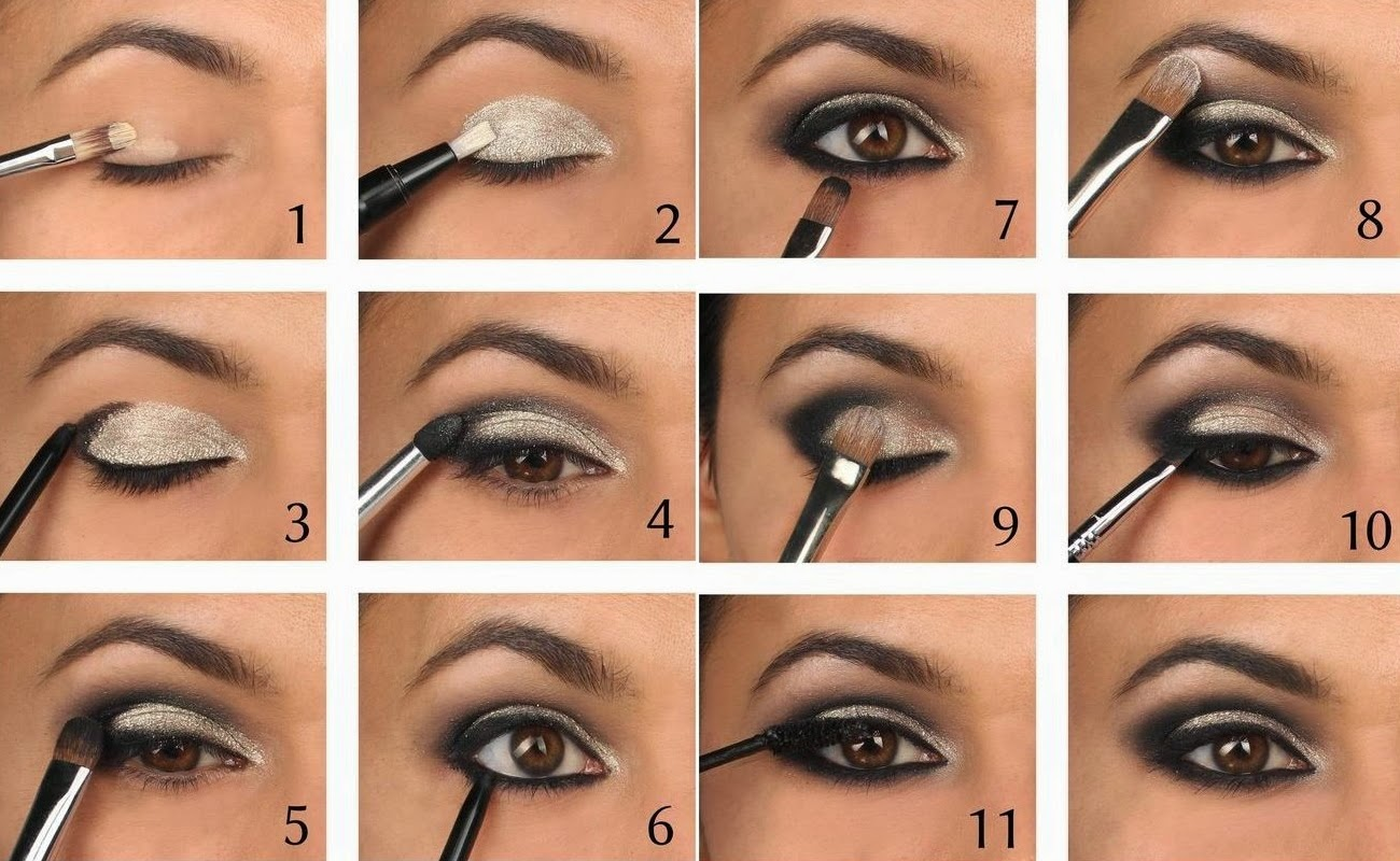 How To Do A Smokey Eye An Easy StepByStep Smokey Eye