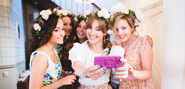 Смотреть онлайн русские девичники перед свадьбой 11 фотография