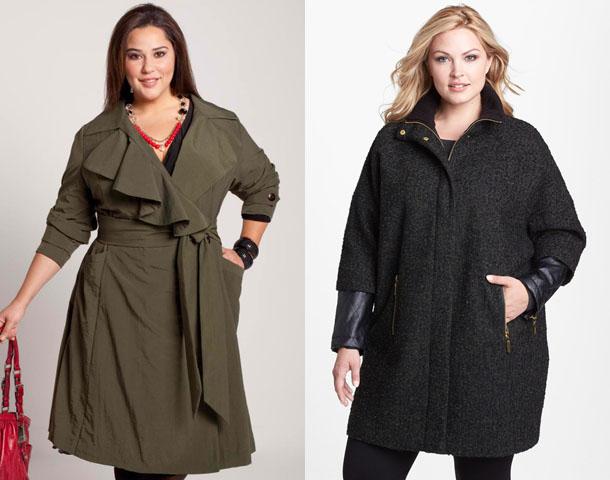 Выкройка пальто для полных женщин. Размеры 58 60 62. Рост 168