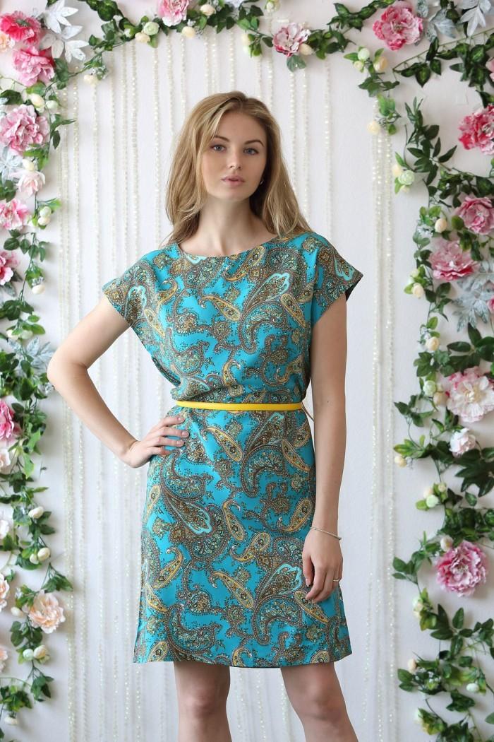 Платье простое женское сшить