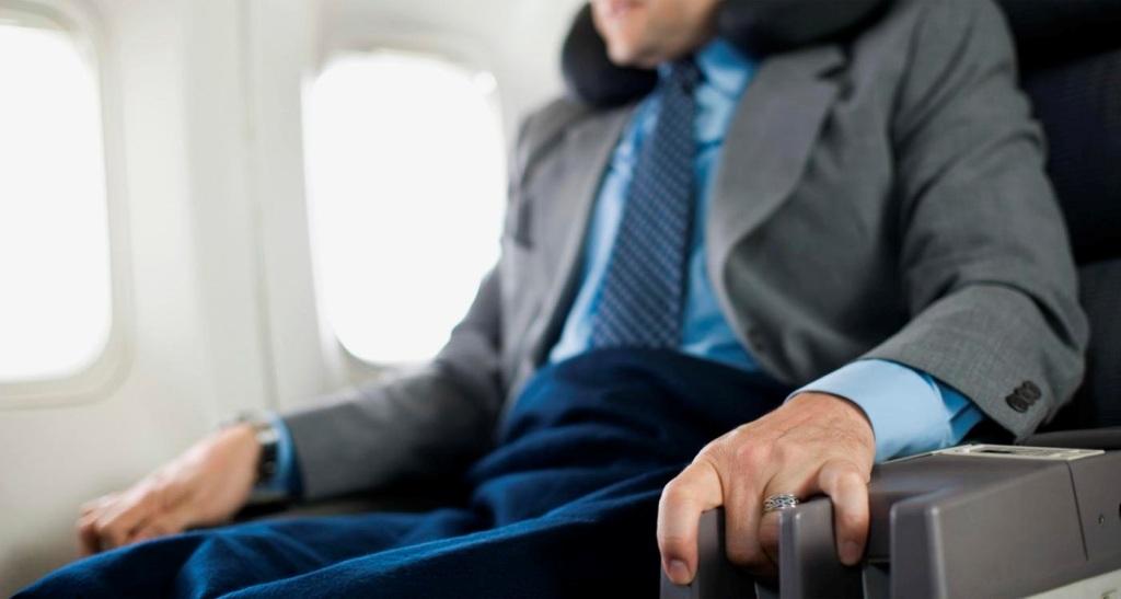 Как бороться со страхом полета