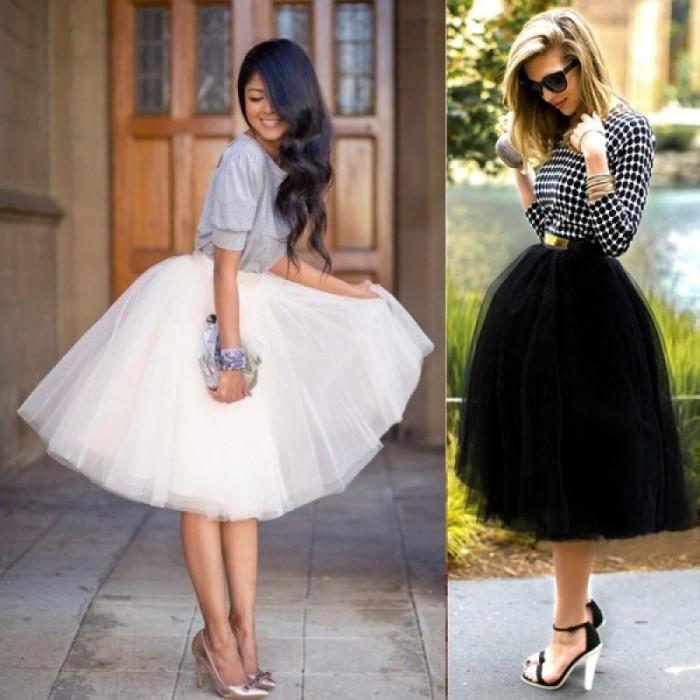 Как пошить юбку модную