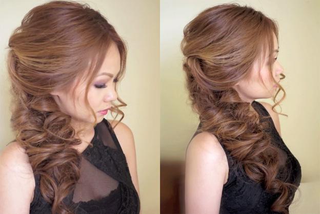 Модные новогодние стрижки - красивые причёски на 3 вида волос