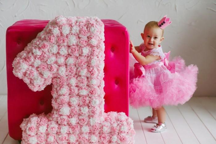 картинки с днем рождения 1 годик девочке родителям