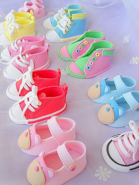 Обувь для кукол из фоамирана своими руками 15