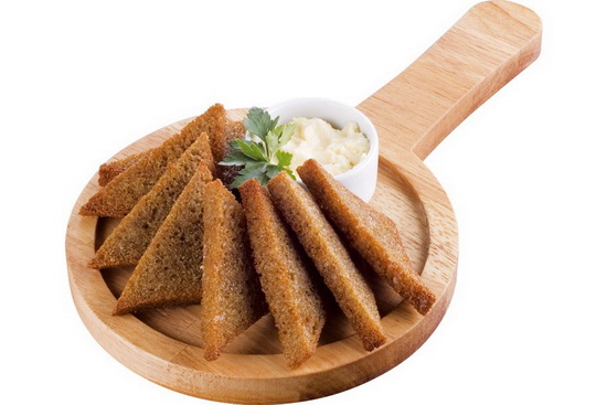 можно ли добавлять черный хлеб в котлеты