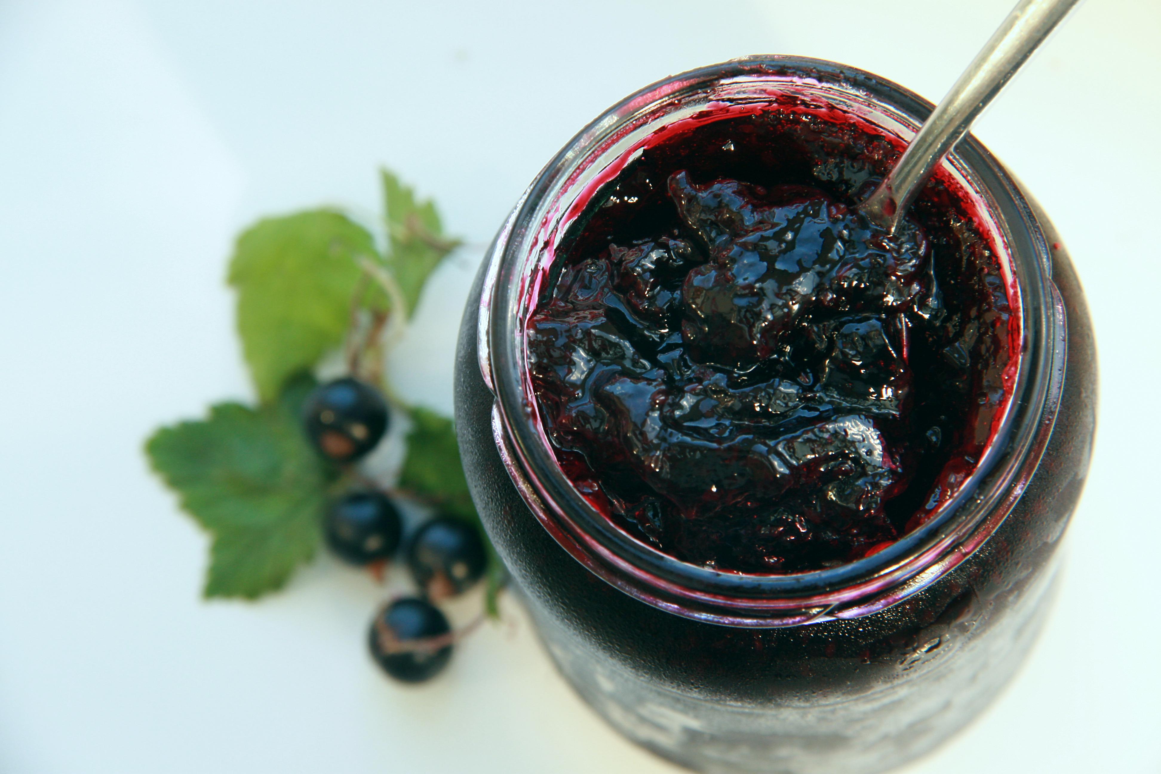 Вкусное варенье из черной смородины на зиму рецепт
