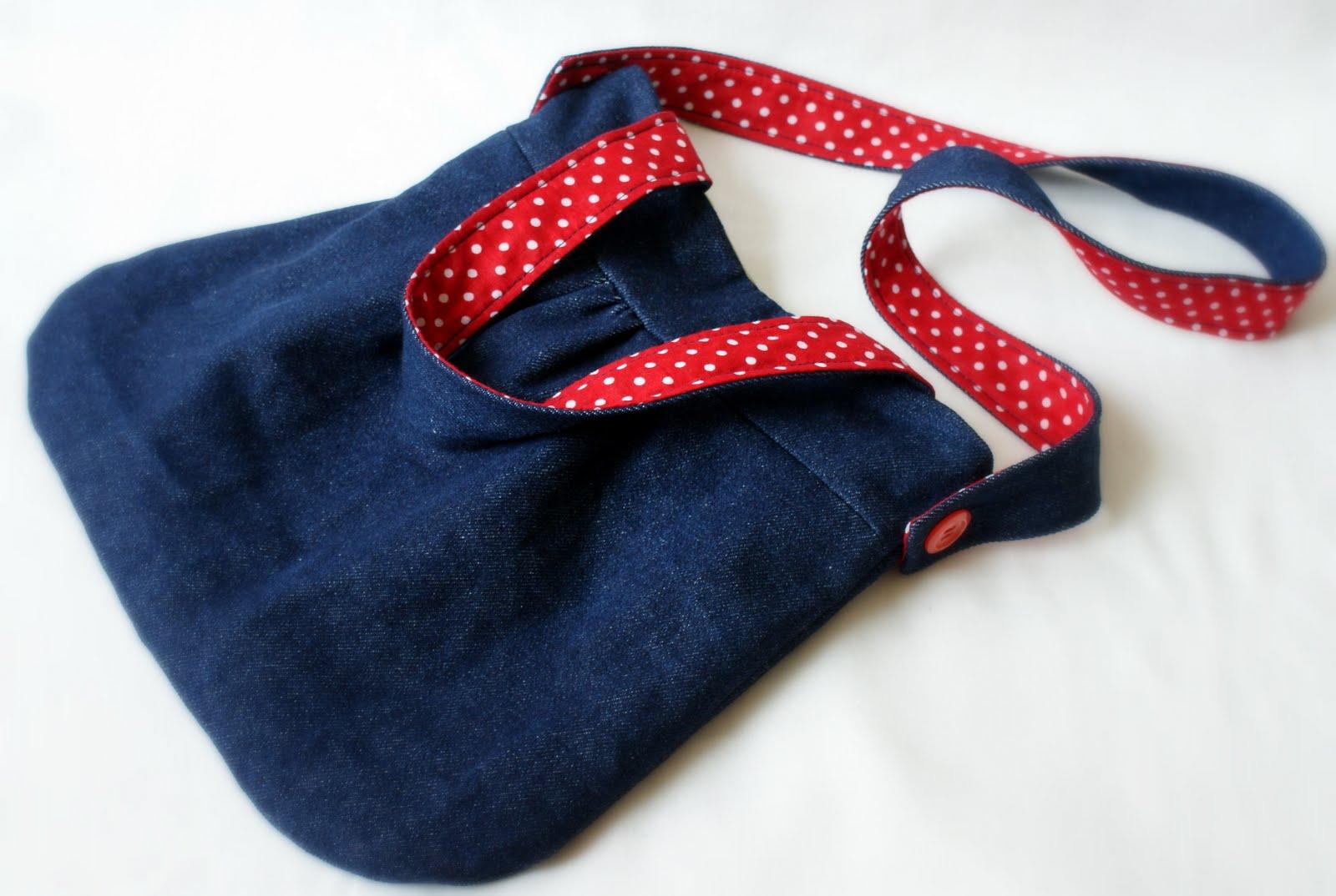 Детские сумочки из джинсов своими руками