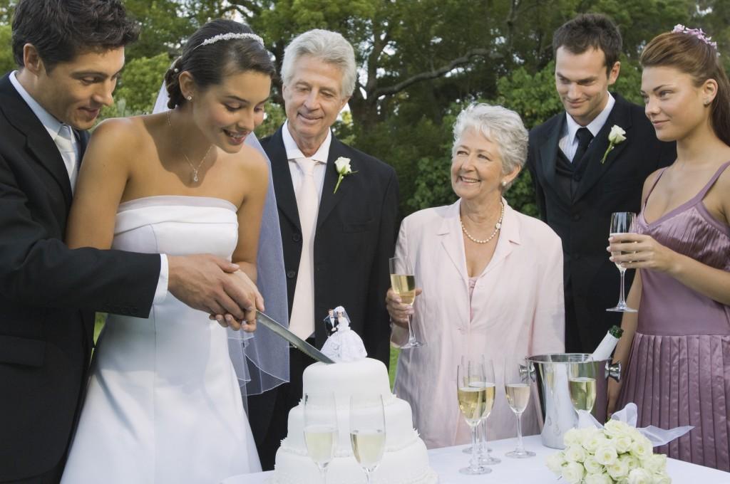 Во что должны одеты родители на свадьбе
