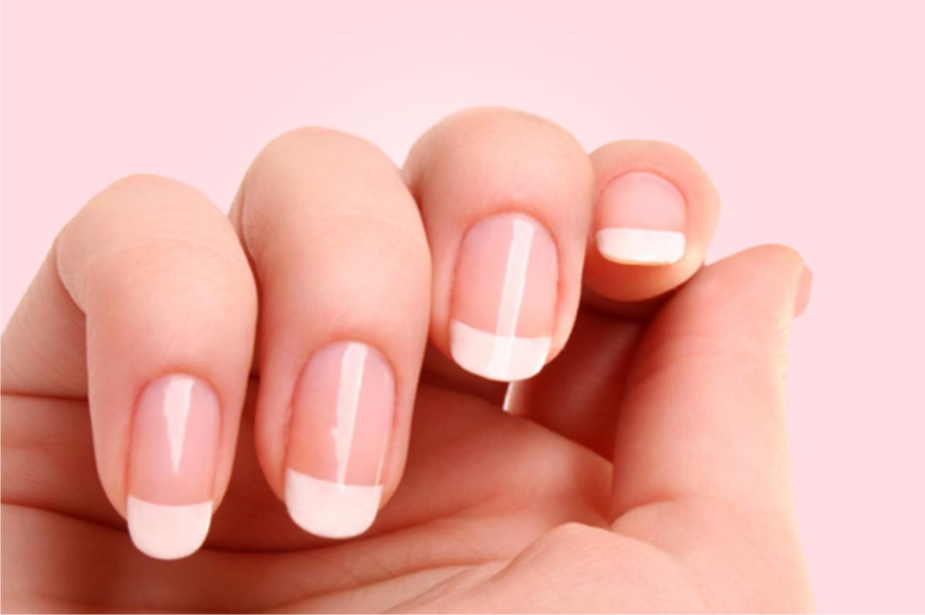 Как сделать круглые ногти