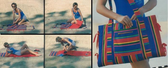 коврик для пляжа сшить самой