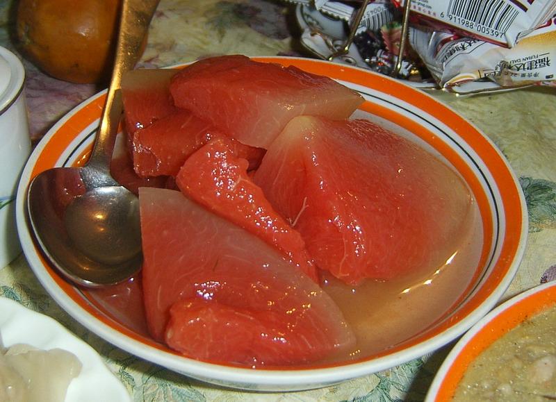 маринованный арбуз рецепт с фото