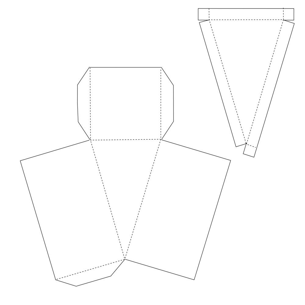 Как сделать из бумаги своими руками схемы шаблоны 18