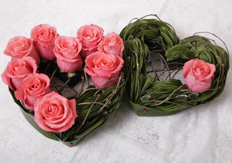 Красиво оформить букет цветов своими руками