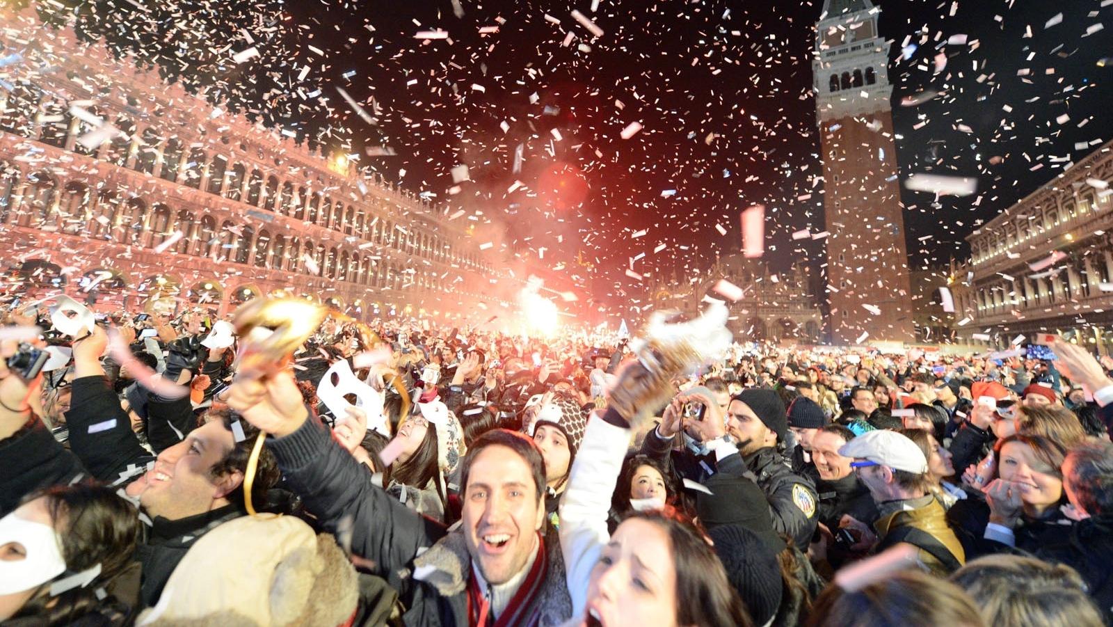 Где лучше встречать новый год в европе