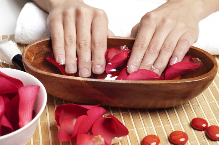 Ванночки для ногтей в домашних условиях