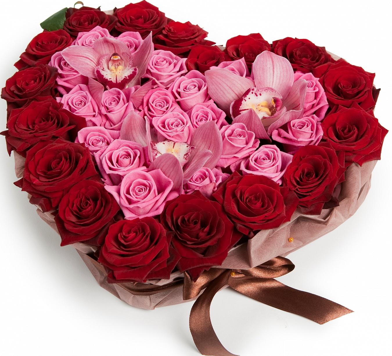 Букет из трех роз своими руками — img 3