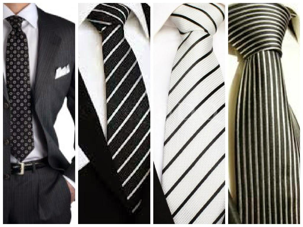 Под белую рубашку какой галстук