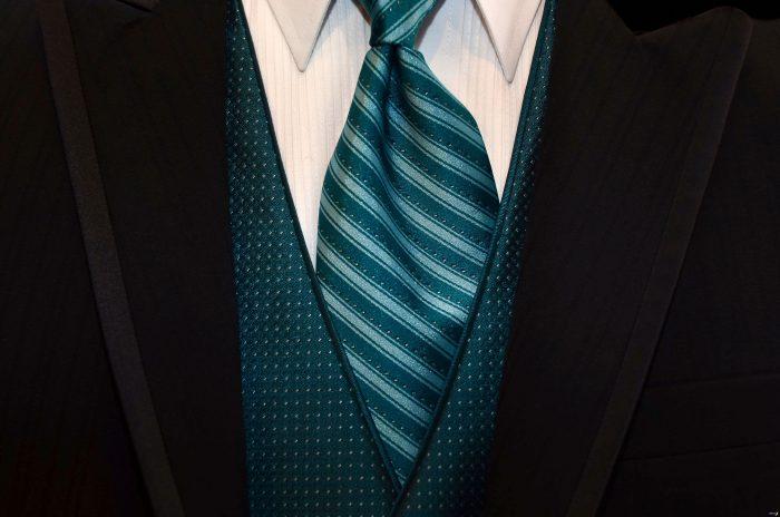 разные цвета галстуков под белую рубашку, фото 2