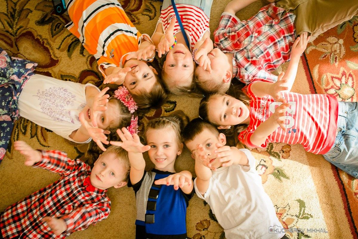 Как сделать фото детей в детском саду 912