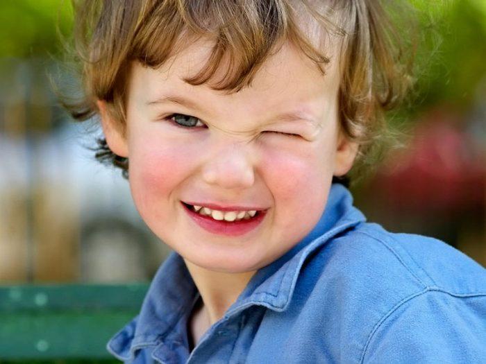 Тики у ребенка лечение