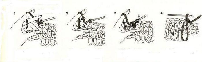 ВЯЗАННЫЕ ТАПОЧКИ - СХЕМЫ ВЯЗАНИЯ - Вязание крючком и спицами