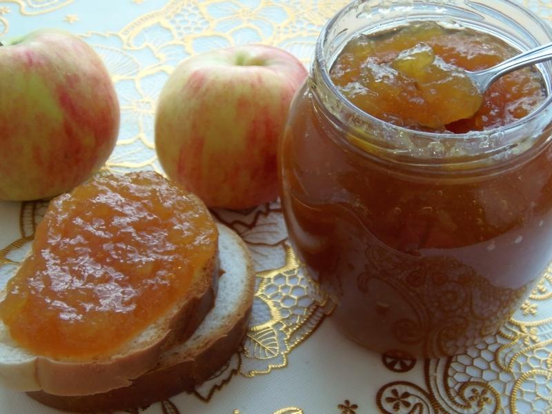 как приготовить повидло из яблок на зиму с видео