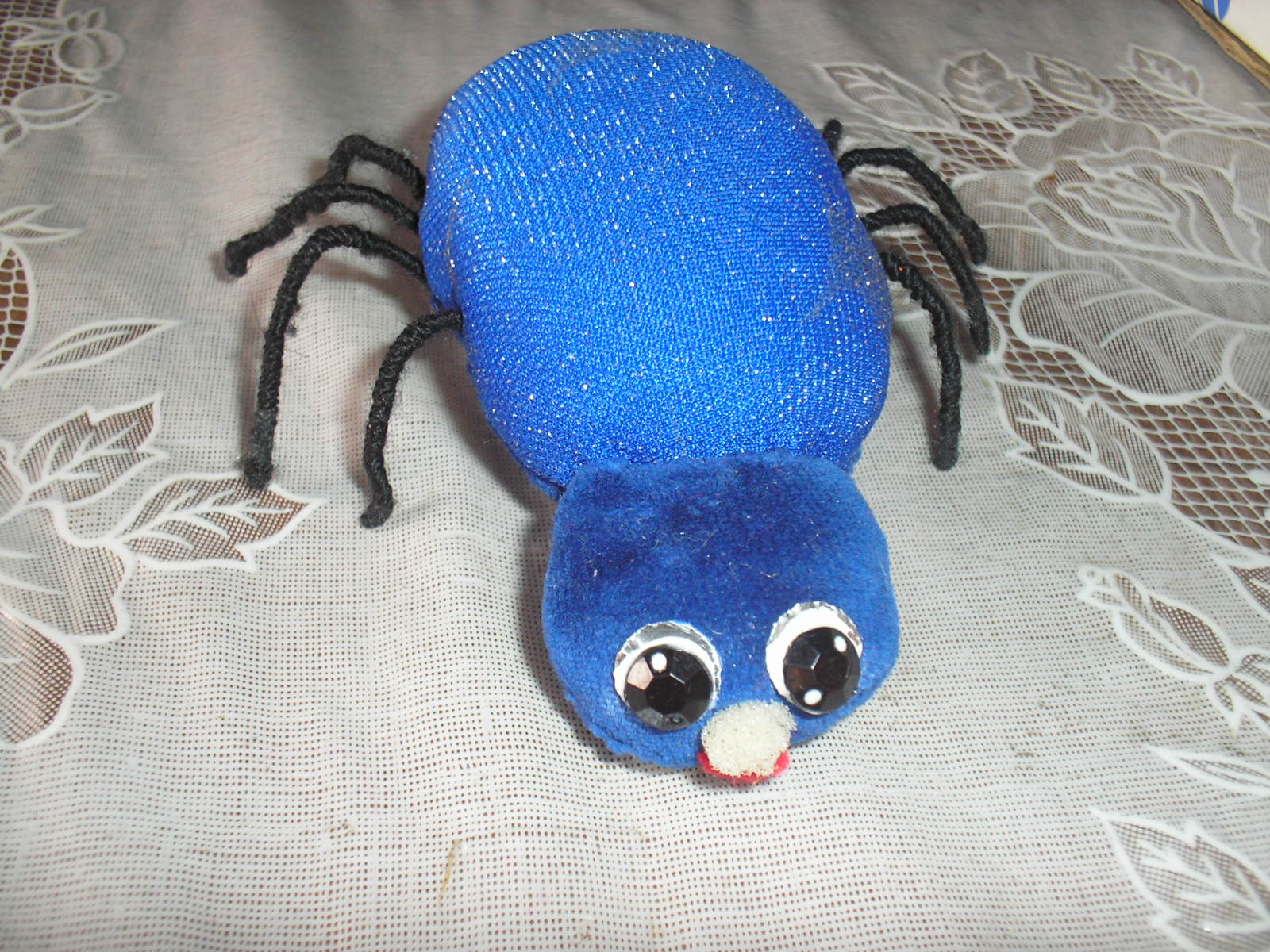 Мягкие игрушки с бисером своими руками