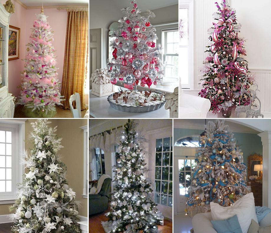 Оформление новогодней елки своими руками