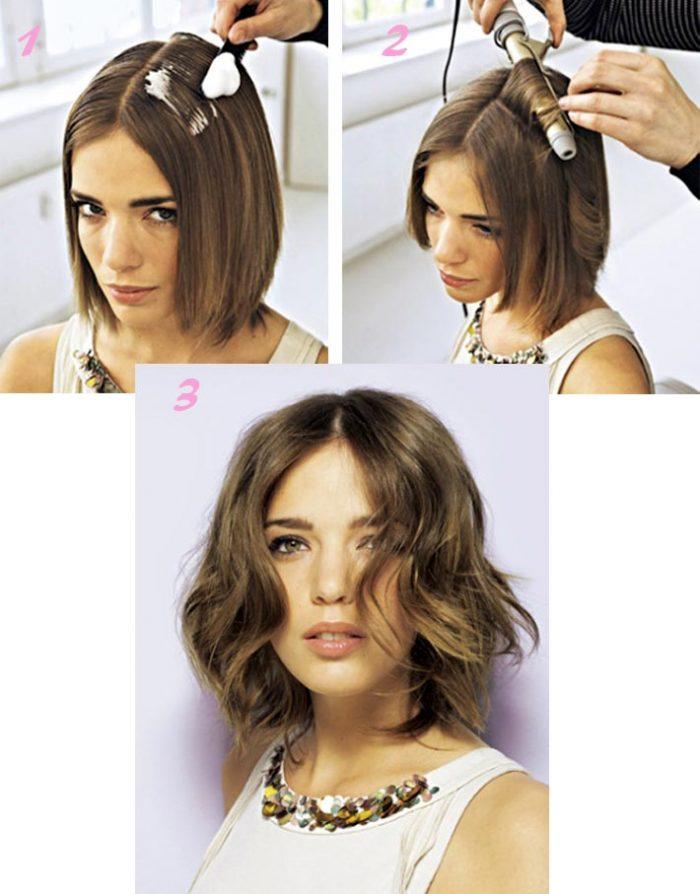 Как завить волосы тонкие волосы