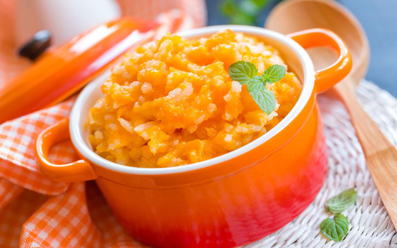 Рисовая каша с тыквой рецепт приготовления