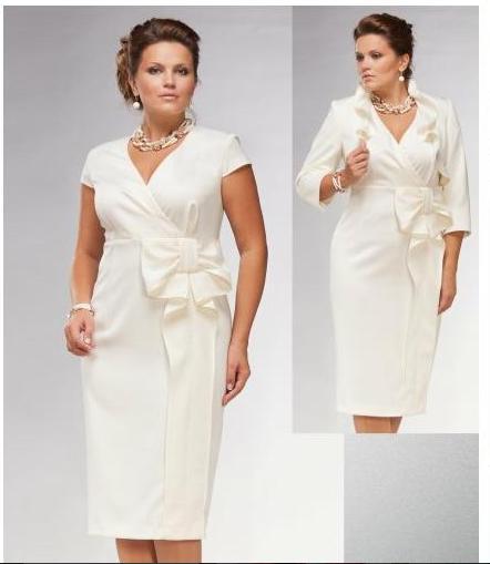 Платье на свадьбу для мамы невесты 50 размера