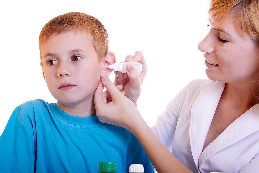 при насморк осложнения на уши материал