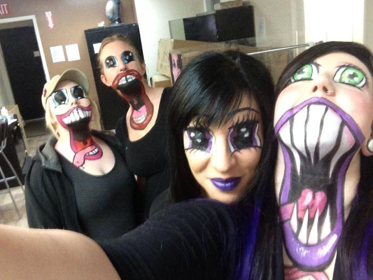 Идеи для хэллоуина фото