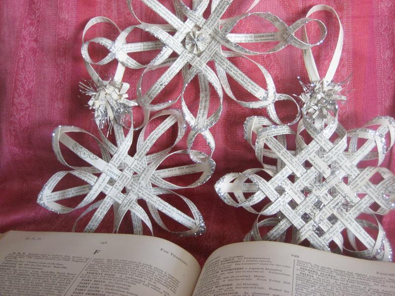 Объемные новогодние украшения своими руками