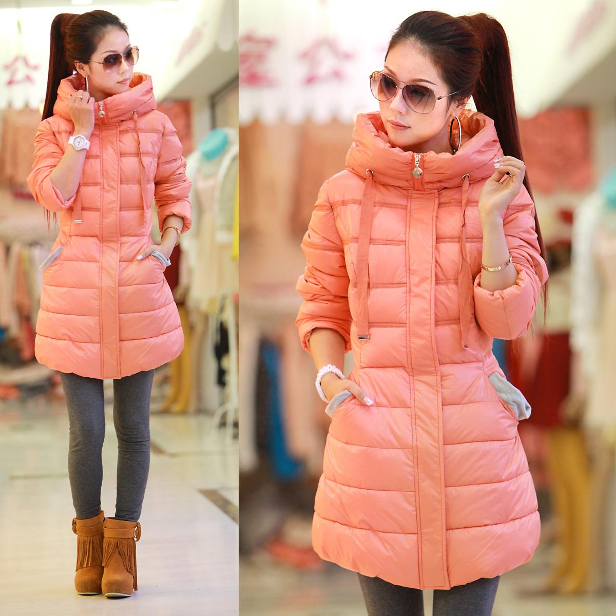 Модные Женские Зимние Куртки